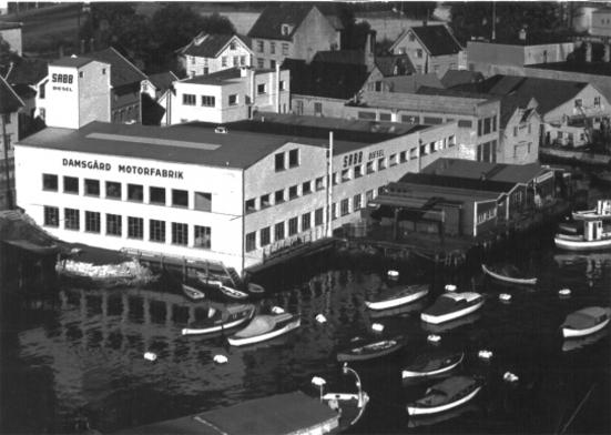 Damsgård Motorfabrikk